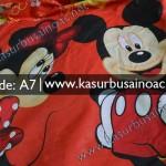 Motif Kasur Busa Anak Anak Mickey Mouse
