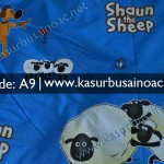 Motif Kasur Busa Anak Anak Shaun the Sheep