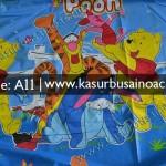 Motif Kasur Busa Anak Anak Winnie The Pooh
