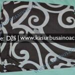 Motif-Kasur-Busa-Inoac-Tribal-Coklat