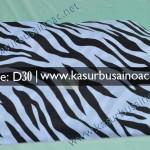 Motif Kasur Busa Inoac Zebra