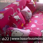 Sofa Bed Hello Kitty