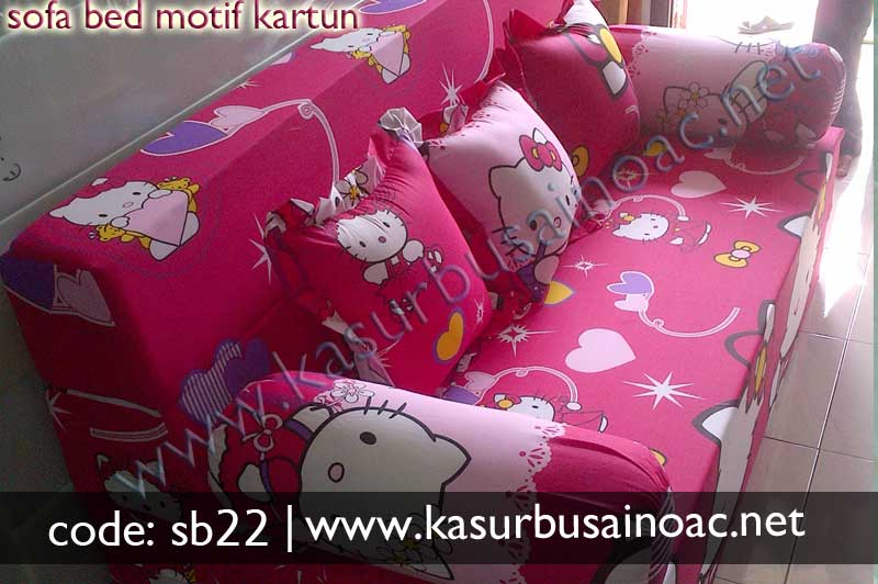 Sofa Bed Hello Kitty Jual Kasur Busa Inoac Online