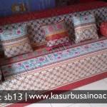 Sofa Bed Motif Batik