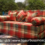 Sofa Bed Motif cantik