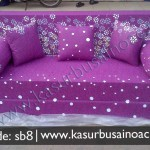 Sofa Bed Warna Ungu