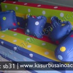 Sofa Bed Warna Warni