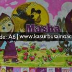 Motif Kasur Busa Anak Anak Masha and the Bear