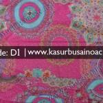 Motif Kasur Busa Dewasa Batik Warna Pink