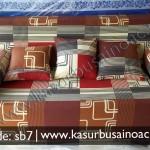Sofa Bed Motif Tralis