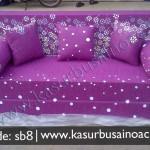 Sofa Bed Warna Ungu